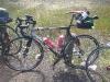Sykkelen jeg lånte til rittet